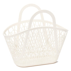 Sun Jellies | Betty Basket - Cream