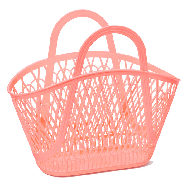 Sun Jellies | Betty Basket - Peach