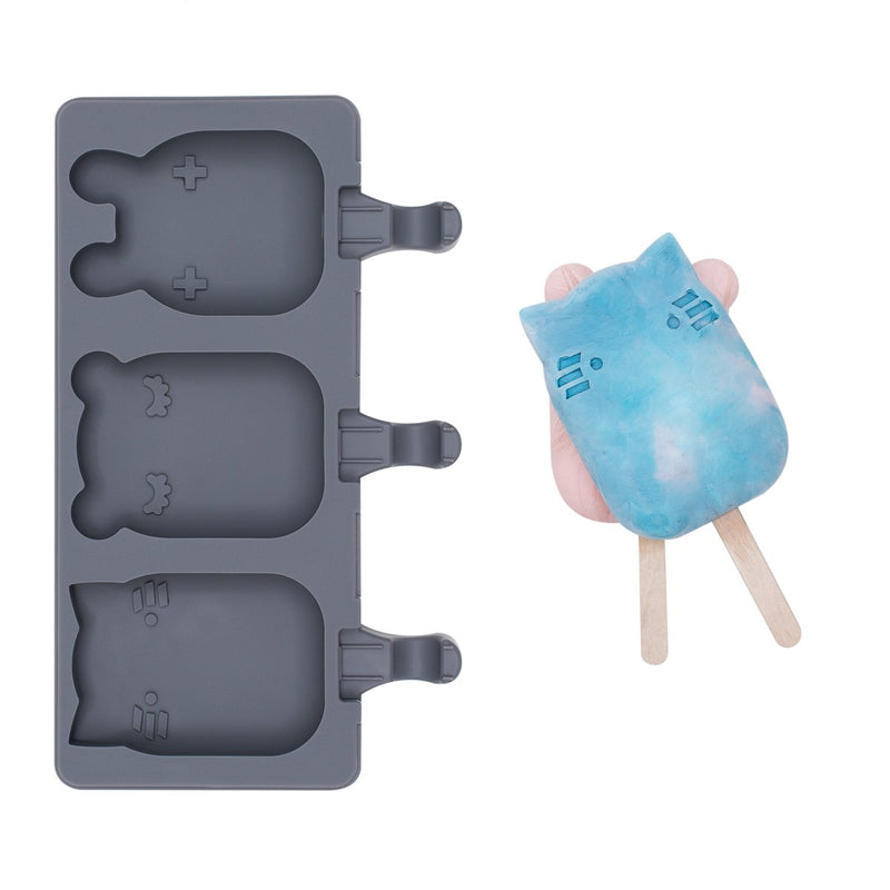 We Might Be Tiny | Icy Pole Mould - Charcoal