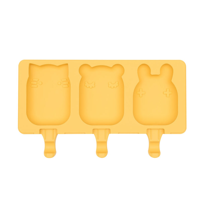We Might Be Tiny | Icy Pole Mould - Yellow