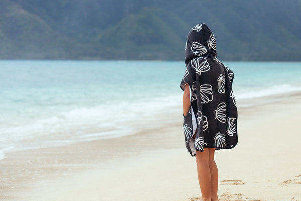 Hooded Towel Beach and Bandits Australia