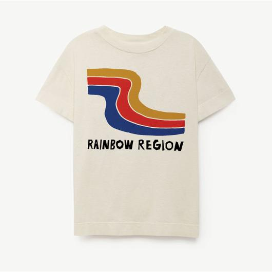The Vista | Byron Bay tee 'the rainbow region' - Ladies