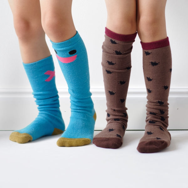 BOXBO | Socks- Brown