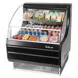 Turbo Air TOM-30LB Open Display Merchandiser - Champs Restaurant Supply | Wholesale Restaurant Equipment and Supplies
