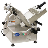 "Globe G12A G Series 12"" Medium Duty, Belt-Driven, Auto/Manual Slicer - Champs Restaurant Supply 