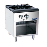 Atosa Single Stock Pot Stove Propane - ATSP-18-1