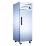 "Dukers D28AF Top Mount 28"" 17.79 cu. ft.  One Door Freezer"