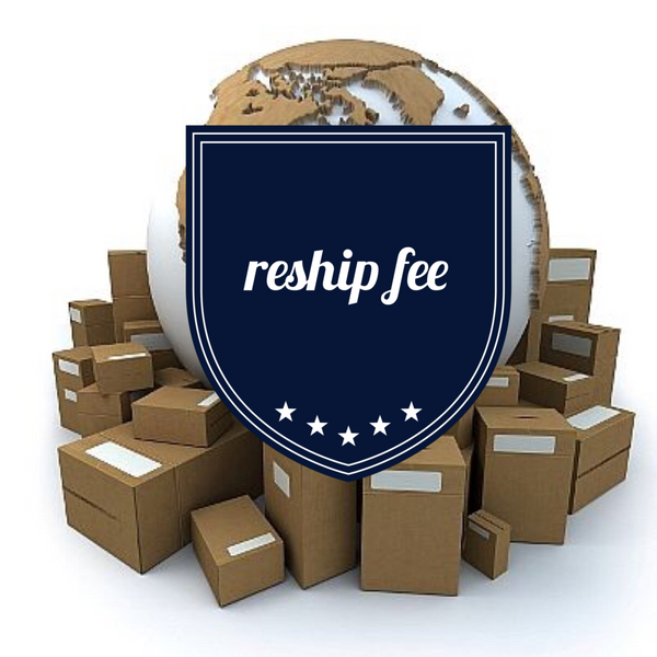 Re-Shipping Fee - Sunny Co Clothing