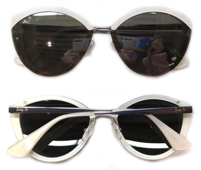 THE APHRODITE SUNGLASSES - Sunny Co Clothing