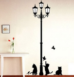 Cats Wall Decal - MyGearGlobal