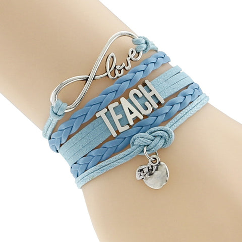 Love to Teach Bracelet - MyGearGlobal