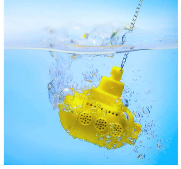 Yellow Submarine Tea Infuser - MyGearGlobal