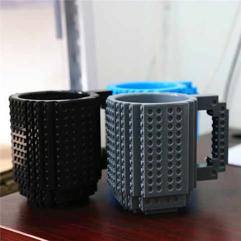 Build-on Brick Mug - MyGearGlobal