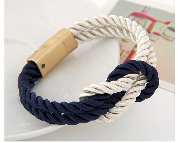 Braided Rope Bracelet - MyGearGlobal