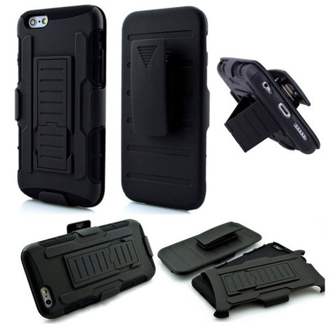 3 In 1 Combo iPhone Case - MyGearGlobal