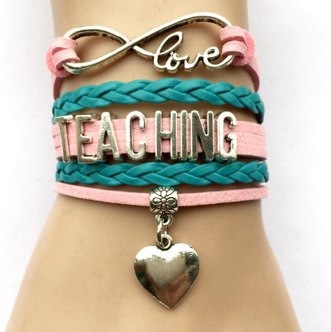 Love Teaching Bracelet FREE Offer - MyGearGlobal