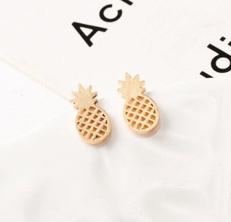Pineapple Earrings - MyGearGlobal