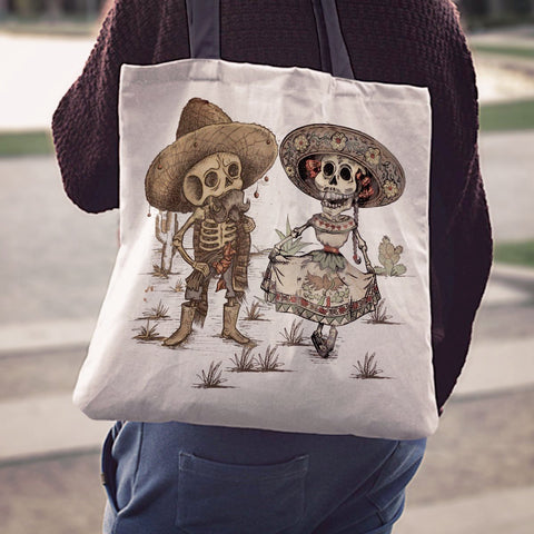 Senor and Senora Tote Bag - MyGearGlobal