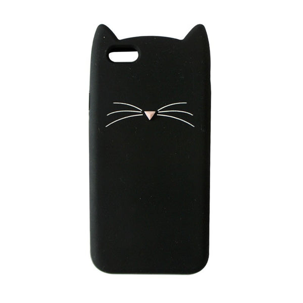 Kitty Cat iPhone Case - MyGearGlobal