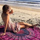 Mandala Beach Throw - MyGearGlobal