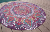 Mandala Swim Cover-up/Beach Throw - MyGearGlobal