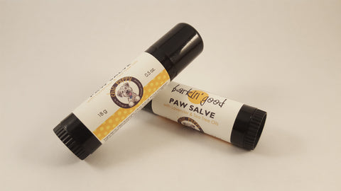 Barkin' Good Paw Salve