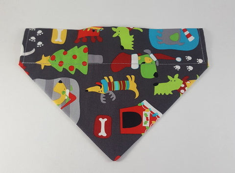 Bandana - Doggy Dog Xmas