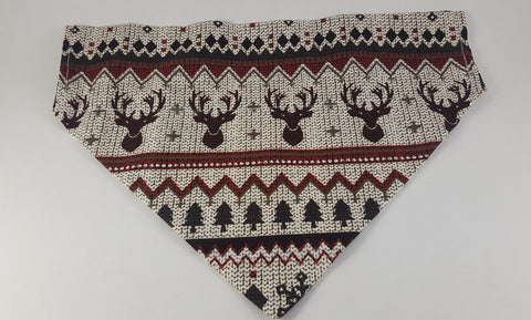 Bandana -  Xmas Sweater