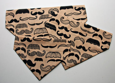 Bandana - Moustaches
