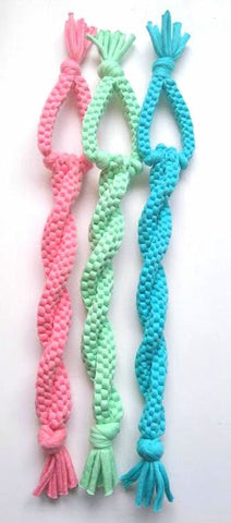 Braided Tug Toy