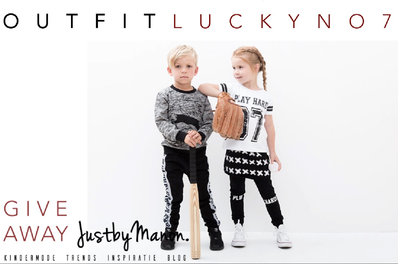 WIN Lucky no 7 outfit - Give away by JustbyManon!