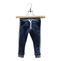 DENIM JOGGER - Lucky No.7