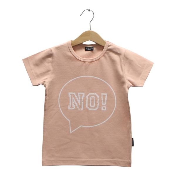 BLUSH PINK NO! TEE - Lucky No.7
