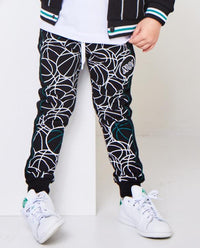 SLAM DUNK PANTS - Lucky No.7
