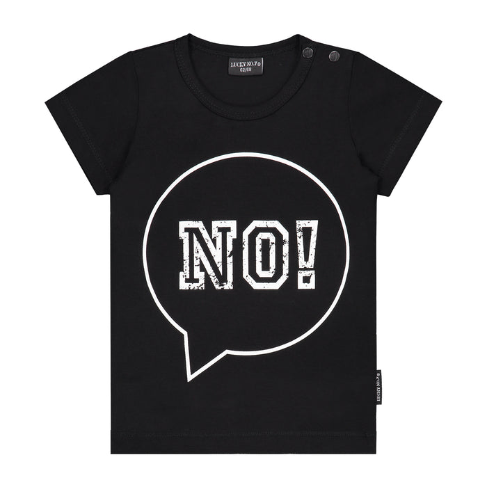 NO! T-SHIRT - Lucky No.7