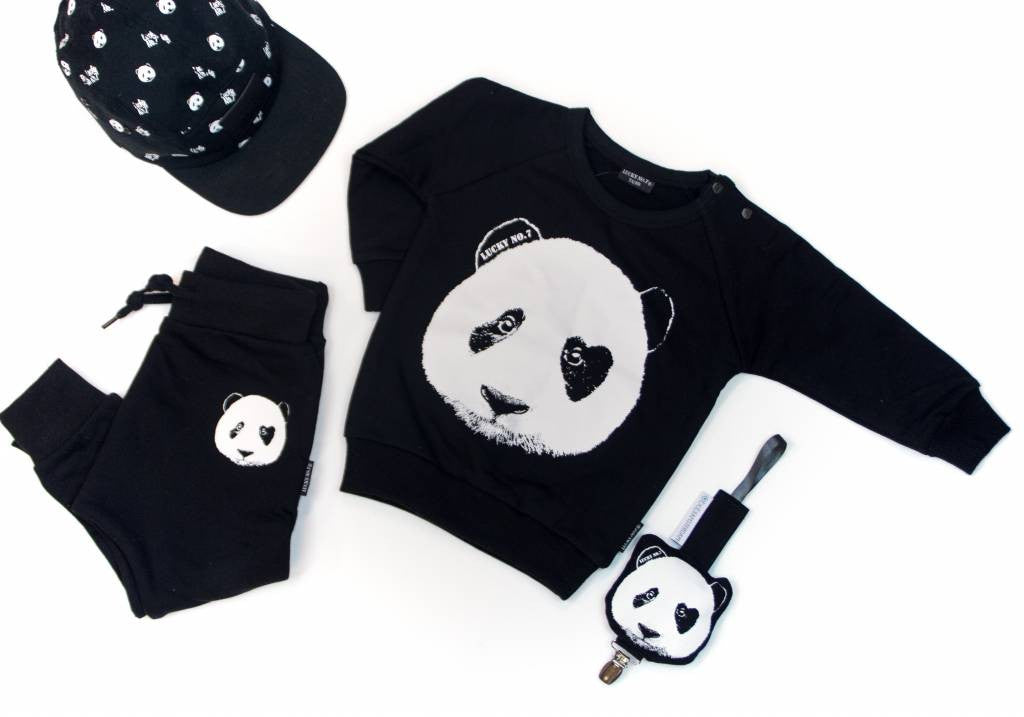 PANDA CAP - Lucky No.7