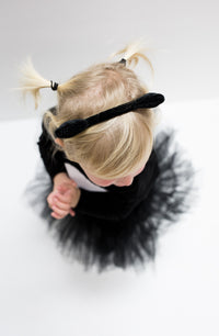 PANDA TUTU DRESS - Lucky No.7