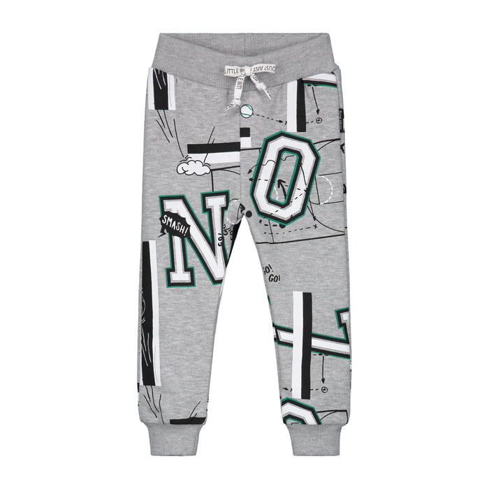 PLAYGROUND PANTS - Lucky No.7