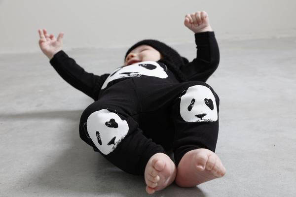 PANDA LEGGING (UNISEX) - Lucky No.7