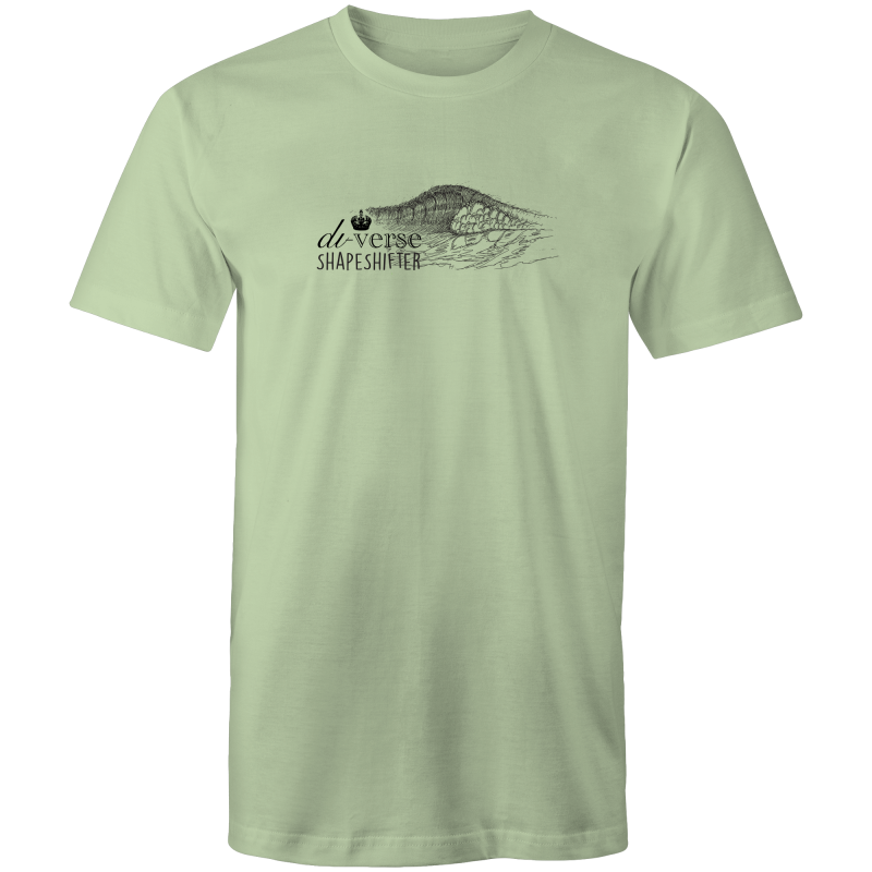 SS-KR-Wave Sportage Surf - Mens T-Shirt