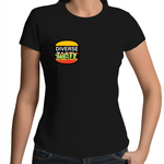 Tastier - AS Colour Wafer - Womens Crew T-Shirt