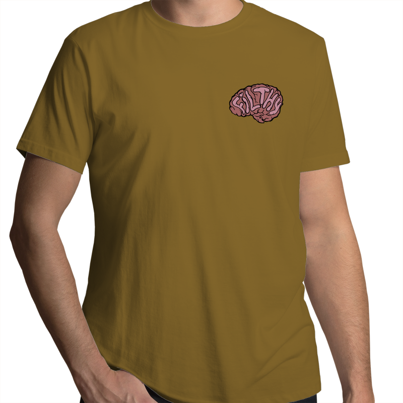 A Filthy mind - Diverse Surf - Mens T-Shirt