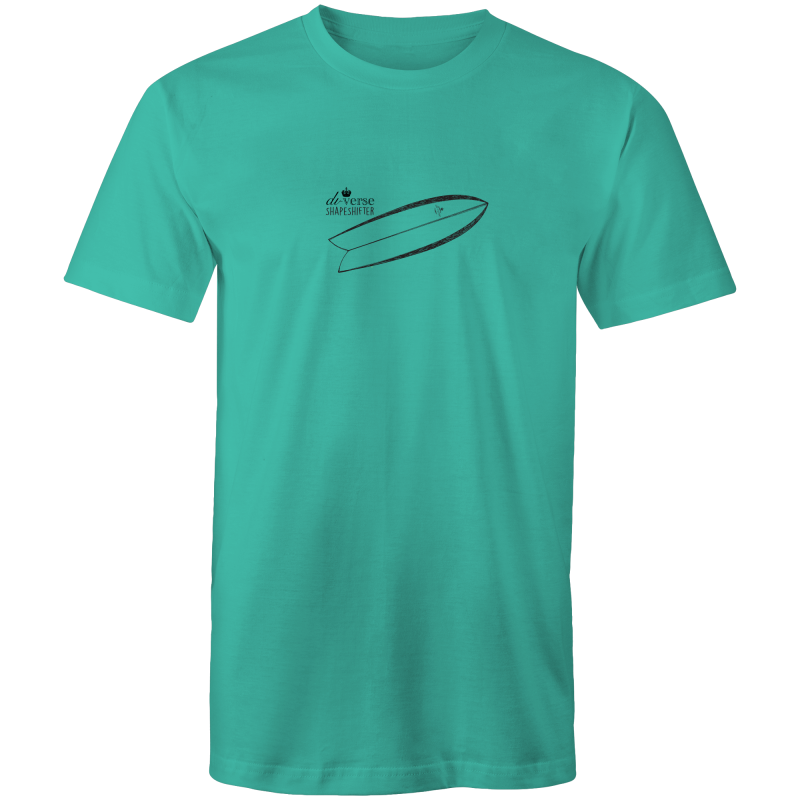 SS-Twinfin AS Colour Staple - Mens T-Shirt