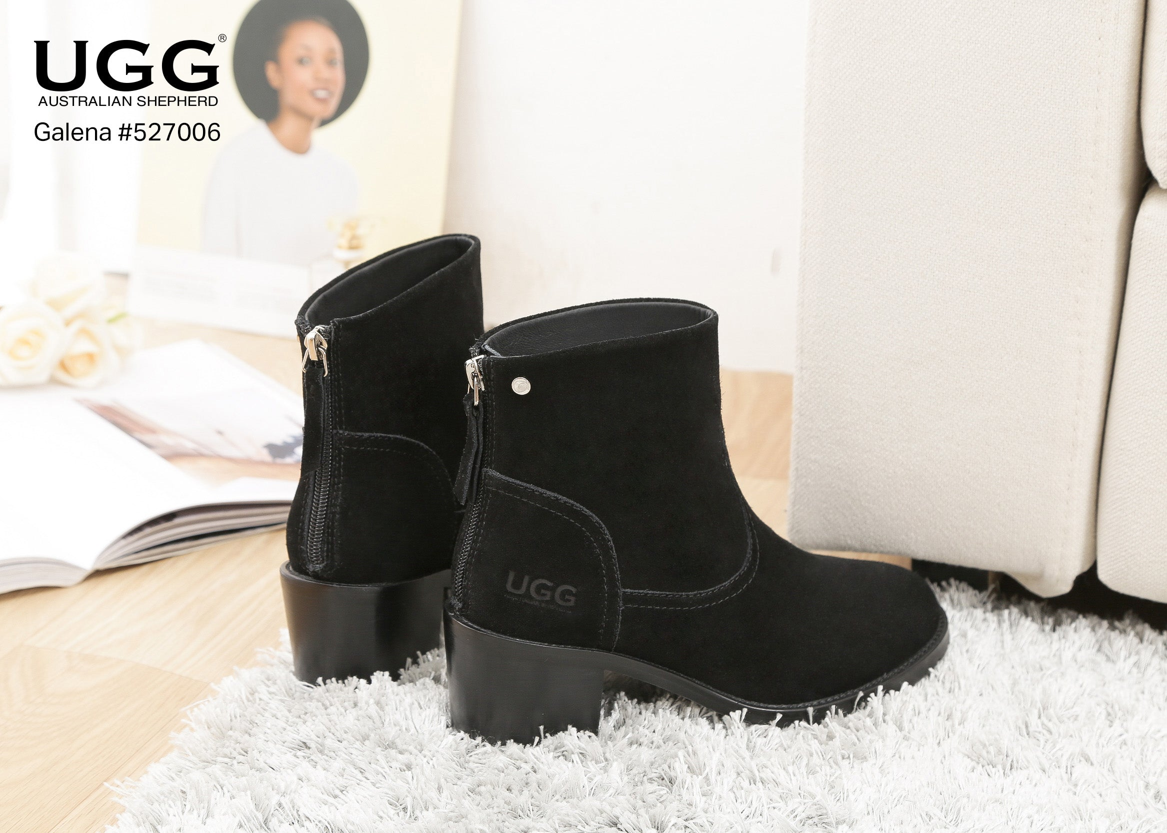 suede boots for women