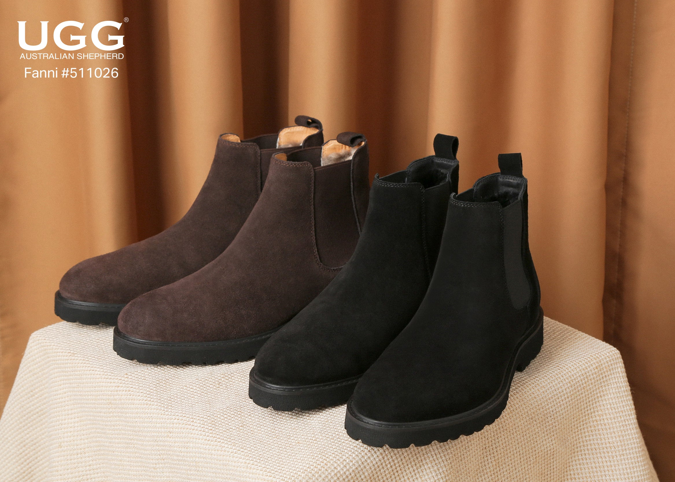 mens leather boots for work