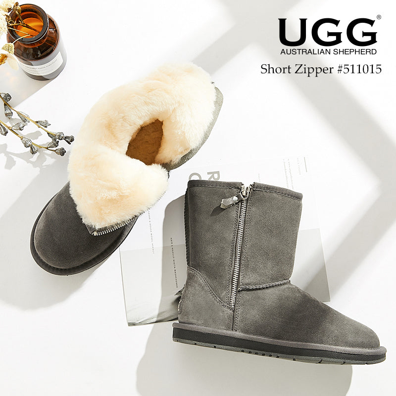 zip up ugg boots for women