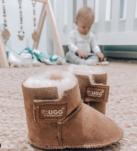 moccasin ugg boots for babies