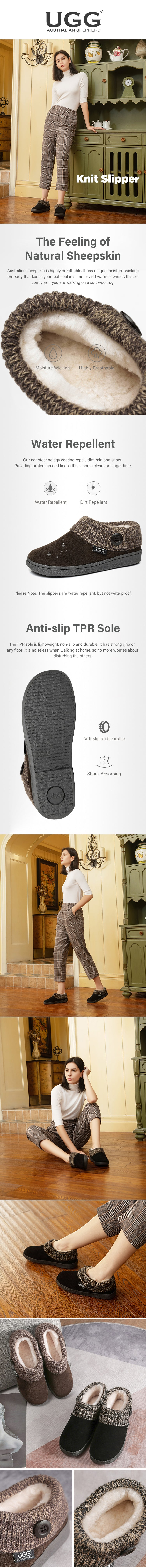 Unisex Ankle Slippers