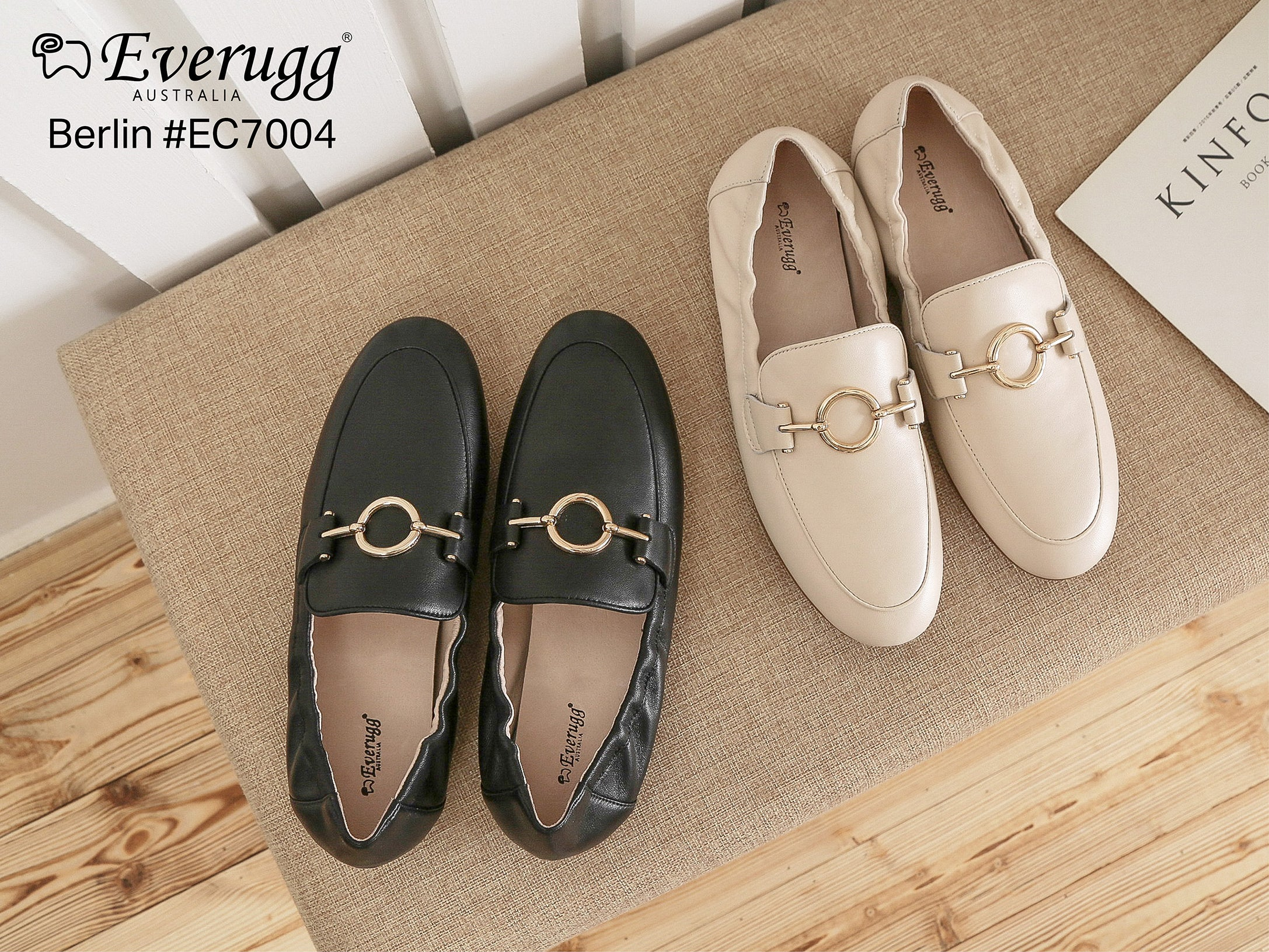 spring shoes - flats