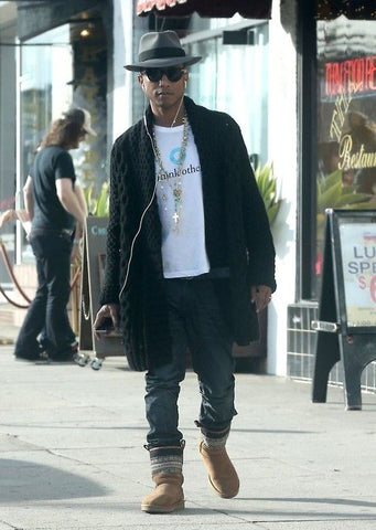 421f33cd50d 7 Celebrities that wear uggs with style | UGG Express - UGG EXPRESS